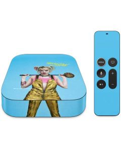 Dont Mess With Harley Quinn Apple TV Skin