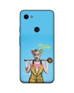 Dont Mess With Harley Quinn Google Pixel 3a Skin