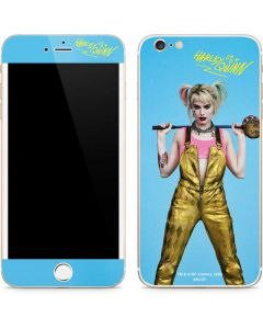 Dont Mess With Harley Quinn iPhone 6/6s Plus Skin