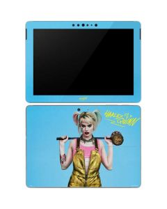 Dont Mess With Harley Quinn Surface Go Skin