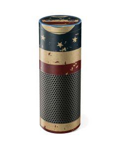 Dont Tread On Me American Flag Amazon Echo Skin