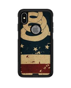 Dont Tread On Me American Flag Otterbox Commuter iPhone Skin