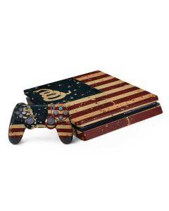 Dont Tread On Me American Flag PS4 Slim Bundle Skin