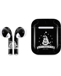 Dont Tread On Me Est 1775 Apple AirPods 2 Skin