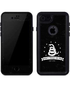 Dont Tread On Me Est 1775 iPhone SE Waterproof Case