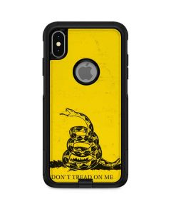 Dont Tread On Me Otterbox Commuter iPhone Skin