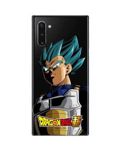 Dragon Ball Super Vegeta Galaxy Note 10 Skin