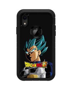 Dragon Ball Super Vegeta Otterbox Defender iPhone Skin