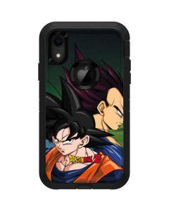 Dragon Ball Z Goku & Vegeta Otterbox Defender iPhone Skin