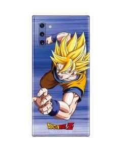 Dragon Ball Z Goku Galaxy Note 10 Skin