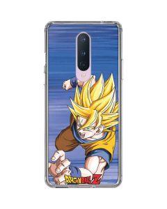 Dragon Ball Z Goku OnePlus 8 Clear Case