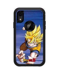 Dragon Ball Z Goku Otterbox Defender iPhone Skin