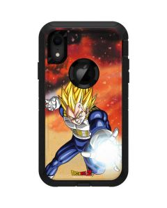 Dragon Ball Z Vegeta Otterbox Defender iPhone Skin