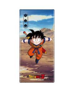 Dragon Ball Z Young Gohan Galaxy Note 10 Skin