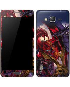 Dragon Battle Galaxy Grand Prime Skin