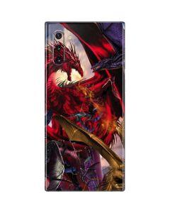 Dragon Battle Galaxy Note 10 Skin