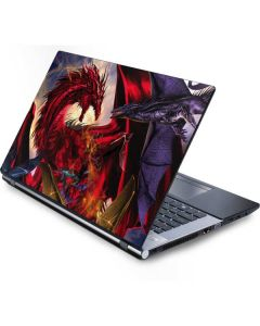 Dragon Battle Generic Laptop Skin
