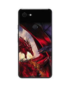 Dragon Battle Google Pixel 3 XL Skin