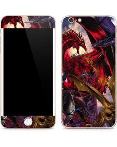 Dragon Battle iPhone 6/6s Plus Skin