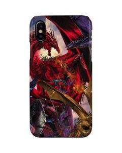 Dragon Battle iPhone XS Max Lite Case