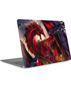 Dragon Battle Apple MacBook Air Skin