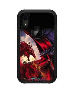 Dragon Battle Otterbox Defender iPhone Skin