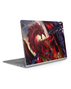 Dragon Battle Surface Book 2 13.5in Skin