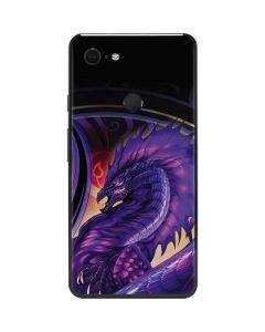Dragonblade Netherblade Purple Google Pixel 3 XL Skin