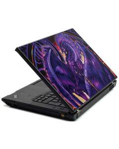 Dragonblade Netherblade Purple Lenovo T420 Skin