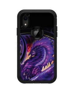 Dragonblade Netherblade Purple Otterbox Defender iPhone Skin