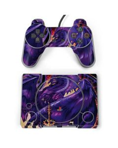 Dragonblade Netherblade Purple PlayStation Classic Bundle Skin