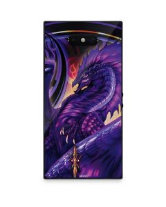 Dragonblade Netherblade Purple Razer Phone 2 Skin