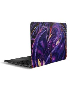 Dragonblade Netherblade Purple Zenbook UX305FA 13.3in Skin