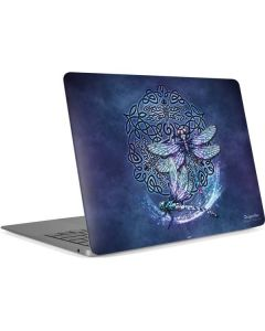 Dragonfly Celtic Knot Apple MacBook Air Skin