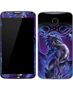 Dragonsword Stormblade Google Nexus 6 Skin