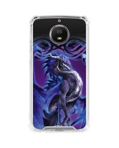 Dragonsword Stormblade Moto G5S Plus Clear Case