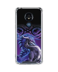 Dragonsword Stormblade Moto G7 Power Clear Case