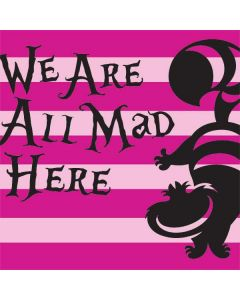Cheshire Cat We Are All Mad Here Pixelbook Pen Skin