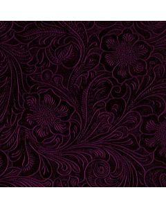 Botanical Flourish Violet Generic Laptop Skin