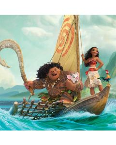 Moana and Maui Set Sail Apple MacBook Pro Skin