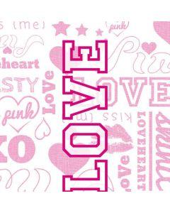 Pink Lover Galaxy Book Keyboard Folio 12in Skin