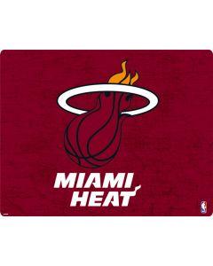 Miami Heat Red Primary Logo Google Home Hub Skin