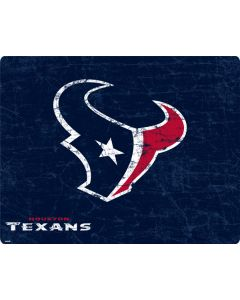 Houston Texans Distressed Cochlear Nucleus 5 Sound Processor Skin