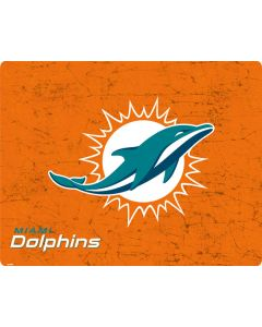 Miami Dolphins Distressed- Orange Surface Pro 6 Skin