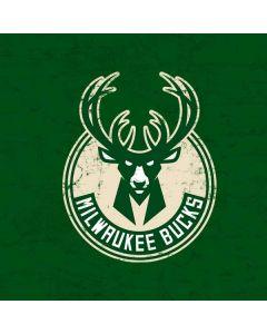 Milwaukee Bucks Green Distressed Google Home Hub Skin