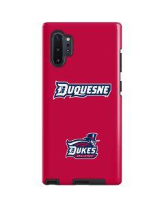 Duquesne Dukes Galaxy Note 10 Plus Pro Case