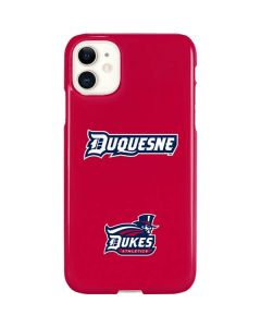 Duquesne Dukes iPhone 11 Lite Case