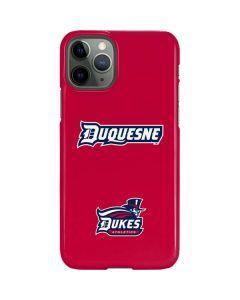 Duquesne Dukes iPhone 11 Pro Lite Case