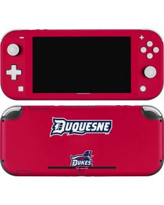 Duquesne Dukes Nintendo Switch Lite Skin