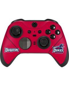 Duquesne Dukes Xbox Elite Wireless Controller Series 2 Skin